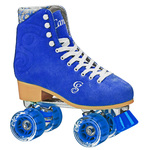 CANDI GRL Rollerskates Carlin Electric Blue
