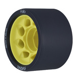 RADAR Halo Wheel - 59x38mm/91A yellow