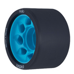 RADAR Halo Wheel - 59x38mm/95A blue