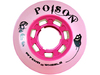 ATOM Poison Wide Wheel - 62x44mm/84A - pink