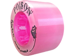 ATOM Poison Slim Wheel - 62x38mm/84A - pink