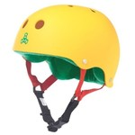 TRIPLE 8 Brainsaver Rubber Helmet Sweatsaver