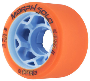 RECKLESS Morph Solo Wheel - 59x38mm/88A - orange