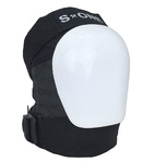 S1 Pro Knee Pads Black White