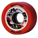 HEARTLESS Breaker Wheel - 62x35mm/94A -Tangerine