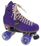 MOXI Rollerskates Lolly Taffy Dark Purple