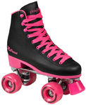 PLAYLIFE Melrose Deluxe Rollschuhe Black/Pink