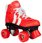 ROOKIE Retro Rollerskates Red/White V2.1