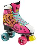 PLAYLIFE Rollschuhe Pop Art Kiss