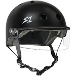 S1 Lifer Helmet with Visor Matt