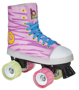 PLAYLIFE Rollerskates Lunatic LED