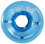 ATOM Pulse Wheel - 65x37mm/78A - blue