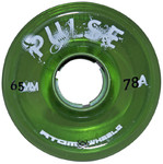 ATOM Pulse Wheel - 65x37mm/78A - green