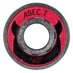 WICKED ABEC 7 Freespin Kugellager - 8 Pack
