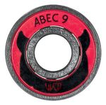 WICKED ABEC 9 Freespin Kugellager - 8 Pack