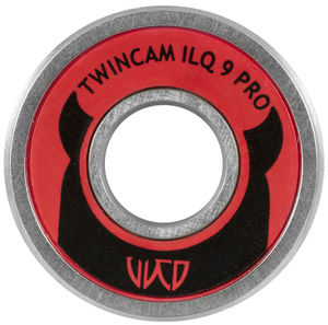 WICKED Twincam ILQ 9 Pro Bearings - 8 Pack