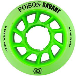 ATOM Savant Poison Green Wheel - 59x38mm/84A