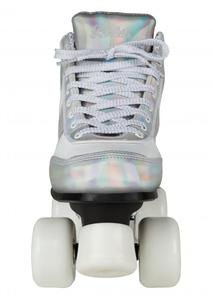 ROOKIE Rollerskates Forever Disco Silver