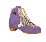MOXI Lolly Taffy BOOT Dark Purple