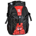 ATOM Skate Backpack red