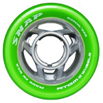 ATOM Snap Wheel - 62x44mm/91A - green