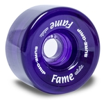 SURE-GRIP Fame Wheel - 57x31mm/95A - Purple