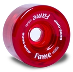 SURE-GRIP Fame Wheel - 57x31mm/95A - Red