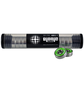 BIONIC ABEC-7 Bearings - 16 Pack
