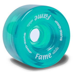 SURE-GRIP Fame Wheel - 57x31mm/95A - Teal