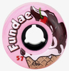 MOXI Fundae Wheel - 57x34mm/92A - Bubble Gum
