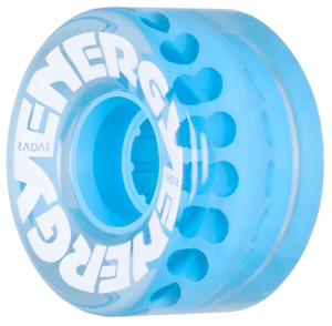 RADAR Energy Wheel - 57x31mm/78A - clear blue