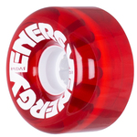 RADAR Energy Wheel - 65x36mm/78A - clear red