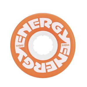 RADAR Energy Wheel - 57x31mm/78A - orange