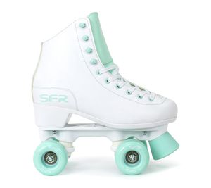 SFR Rollerskates Figure White/Green