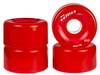 CHAYA Big Softie's Wheel - 65x37mm/78A - clear red