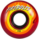 CHAYA Firebolt Park Wheel 58x32mm/100A - red