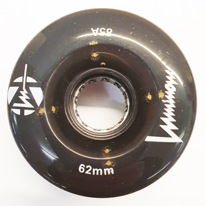 LUMINOUS Quad Wheel - 62x38mm/85A - black
