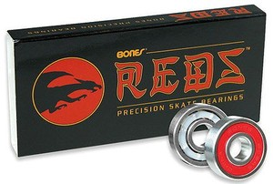 BONES Reds Bearings - 8 Pack