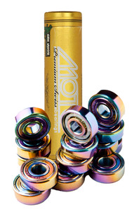 MOTO Premium Swiss Bearings - 16 Pack