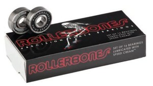 ROLLERBONES Precision Bearings - 16 Pack