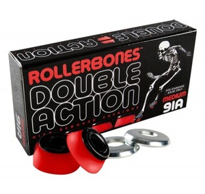 ROLLERBONES Double Action Cushions