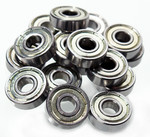 POWERSLIDE ABEC 5 Bearings - 16 Pack