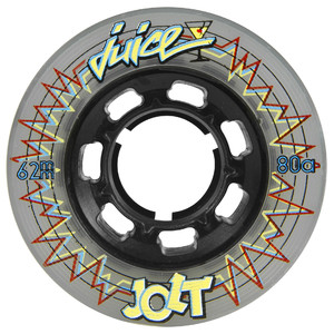 JUICE Jolt Wheel - 62x38mm/80A