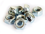 RDH 8mm Axle Lock Nuts - 8 Pack