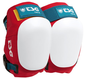 TSG Force III Knee Pad Old School Style