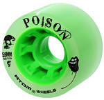 ATOM Poison 59 2.0 Wheel - 59x38mm/84A - green
