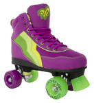 RIO ROLLER Rollerskates Grape