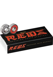 BONES Reds Bearings 7mm - 16 Pack