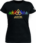 ANTIK Colors Girly T-Shirt