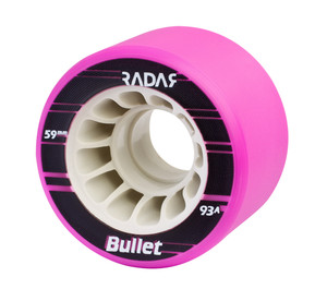 RADAR Bullet Wheel - 59x38mm/93A